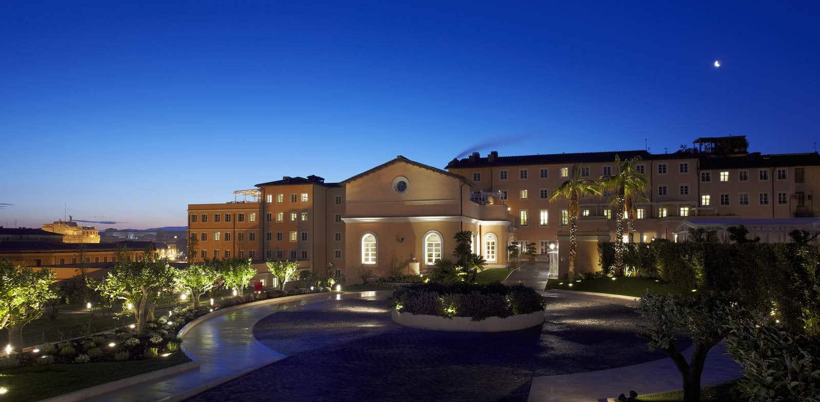Gran Melia Roma, Hotel Mewah untuk Keluarga