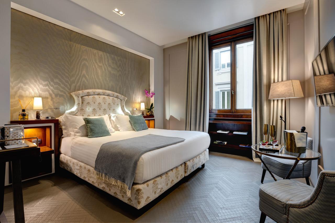 Singer Palace Hotel Menjadi Salah Satu Hotel Pilihan di Roma
